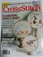 Just Cross Stitch Magazine ~June 2020 ~Celebrating Home & Family ~New ~Free Ship