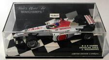 Minichamps 1/43 Scale 400 030086 - F1 B.A.R Honda Showcar 2003 - #16 Villeneuve
