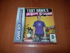 TONY HAWK´S AMERICAN SK8LAND GB ADVANCE (PAL ESPAÑA PRECINTADO)