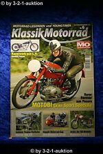 Klassik Motorrad 6/10 Yamaha YDS 1, Motobi Gran Sport Speciale Horex SB35 DKW