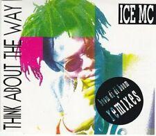Ice MC [Maxi-CD] Think about the way (Boom di di Boom Remixes, 1994)