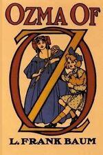 Ozma of Oz Illustrated Edition by Baum, L. Frank -Paperback