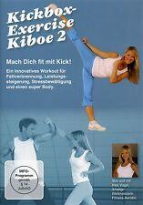 DVD  -  Kickbox-Exercise Kiboe 2  -  FITNESS