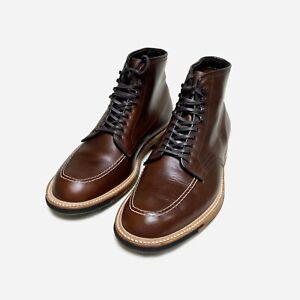 Alden Indy Boots, Chromexcel. Size 8.5 UK, 42.5 EU, 9.5 US