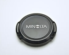 Genuine Minolta LF-1049 49mm Front Lens Cap Snap-On Auto Focus Lenses (#3232)