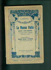 La Nuova Italia Geografia e Letture Geografiche 1925 Italien Fotos G. Bonacci