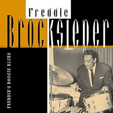 Freddie Brocksieper Freddie`s Boogie Blues 1999 Bear Family CD