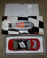 Rare Go racing.com AP Diecast Limited 1:24 #8 Budweiser Dale  Earnhardt Jr 1999