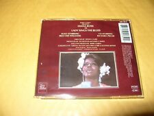 Diana Ross Lady Sings The Blues cd Soundtrack 1972 Excellent condition