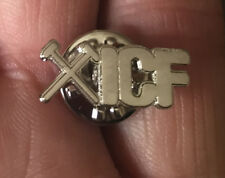 WEST HAM I.C.F. INTER CITY FIRM HOOLIGAN FIRM PIN BADGE