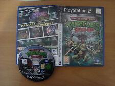 Teenage Mutant Ninja Turtles Smash-Up PLAYSTATION 2-PAL/no manual