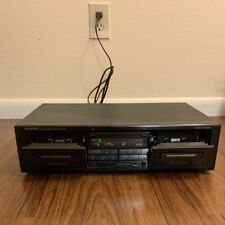 Onkyo TA-RW313 Dual Stereo Cassette Tape Deck Auto Reverse Dolby