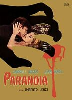 PARANOIA, Umberto Lenzi (LIMITED EDITION MEDIABOOK - COVER B) Dvd + Bluray