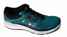 New Balance Men's 1080V7 Running-Shoes, Pisces/Black, 9 D US