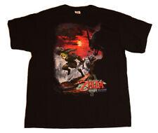 The Legend Of Zelda Twilight Princess T-Shirt Size XL 2011