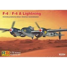 RS Models 92254 1/72 F-4 / F-4a Lightning RAAF Plastic Model Kit