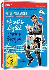 Ich zähle täglich meine Sorgen * DVD Film Komödie mit Peter Alexander Pidax Neu