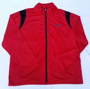 Mens 2XL Red/Black Long Sleeves AND1 Jacket (pre-owned)