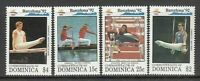 Dominica - Mail 1992 Yvert 1418/21 MNH Olympics Of Barcelons