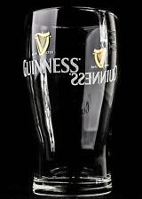 Guinness Beer vetro/lenti, Birra vetro con doppio logo 0,3l