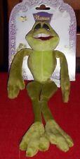 Doudou Peluche Marveen La Princesse et La Grenouille Disney Nicotoy 35 cms Neuf