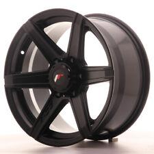 Japan Racing JRX6 Alloy Wheel 18x9 - 6x139.7 - ET25 - Matt Black