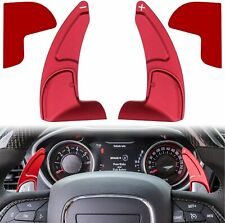 Steering Wheel Shift Paddle Extended Shifter Trim for Dodge Challenger Charger