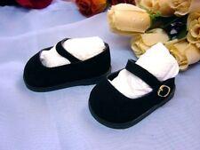Schildkröt Chaussures de poupée noir pour 41 cm Poupées avec 5,5 cm Pieds 41178