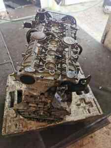 FORD FOCUS 225 ST ENGINE BLOCK TIMED UP TALL ENGINE 2007 MK2