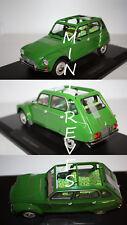 Norev Citroën Dyane 6 1975 vert 1/18 181621 3
