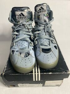 2008 Adidas Robot Films EQT B-Ball Size 9 only 500 Made! GRAIL Sneakers 3M Grey