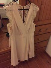 Review V-Neck Regular Size Dresses for Women