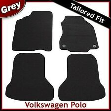 Volkswagen VW Polo Tailored Fitted Carpet Car Mats GREY (1995 .. 1997 1998 1999)