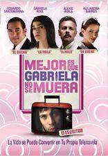 Mejor Es Que Gabriela No Se Muera (DVD, 2011) * NEW *