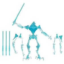 STAR WARS CLONE WARS EXCLUSIVE HOLOGRAPHIC GENERAL GRIEVOUS