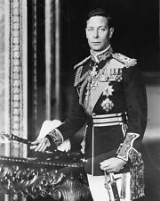 New 8x10 Photo: His Majesty King George VI of the United Kingdom, England