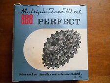 NOS Bicycle Sprocket Suntour 888 Perfect FreeWheel 1/2 by 3/32 5 Speed 14-21
