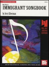 Mel Bay's Immigrant Songbook Piano Vocal Music Book OVER 400 PAGES