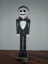 Nightmare Before Christmas Jack Nutcracker   New With Tags NEW