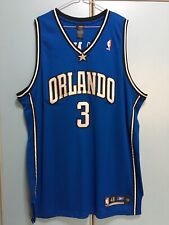 Reebok Nba Basketball Authentic Magic Steve Francis Jersey Sz 48