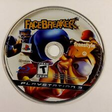 FACE BREAKER (PS3 GAME) (DISC ONLY) 1500