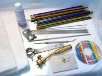 Devardi Glass Lampwork Hot Starter Kit w/ Torch Head Basic