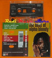 MC ALPHA BLONDY The best of 1996 holland EMI 837 041 4 cd lp dvd vhs