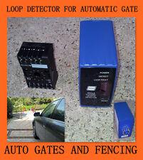 Loop Detector Sliding/Swing gates automatic sensors,induction loop,gate operator