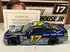 2017 Action Ricky Stenhouse Jr #17 Color Chrome 1/24 Autographed Door Number
