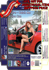 """Master Box 24021 Dangerous Curves Series """"Claire - Catch Me If You Can"""" kit 1/24"""