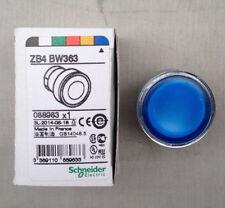 SCHNEIDER XB4 ZB4BW363 BLUE PUSH BUTTON HEAD 22MM CUTOUT - NEW OLD STOCK