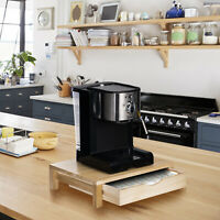 Grained 36 K Cup Holder Rack Storage Keurig Coffee Pod Chrome Drawer Organizer
