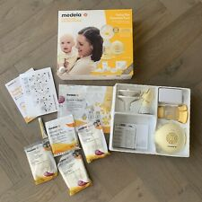 Medela Swing Single Breast Pump + Essentials Kit - Used once
