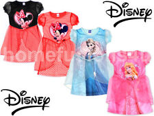 Disney Polyester All Seasons Dresses (2-16 Years) for Girls